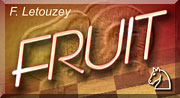 Logo - Fruit chess engine